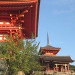 京都でちょこっと観光(*^^*)