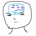 脳はふつうにしてたら、ネガティブ気味なんだそうですよ!( ゚Д゚)